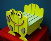 Kritter Lift-Frog step stool