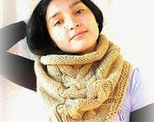 Direct Download Fast to knit, Poncho PDF knitting pattern