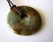 GET 70% OFF Determination II 40mm Fancy Jasper Pendant - Nursing Necklace