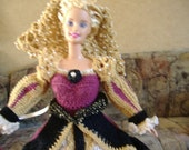 Lady Charmaine Fashion doll