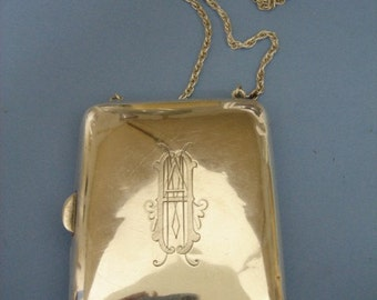 Vintage Sterling Coin Purse