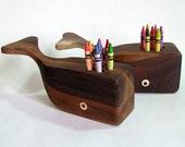 Whale Pen Holder - 001
