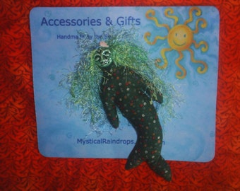 Mermaid Doll / Sea Fairy doll / Art doll / collectable doll / ooak