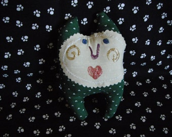 Pocket Doll / church toy / quiet toy / monster / softie