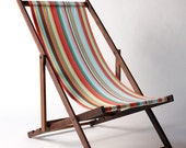 Reserved for sarahjeankelly Old stock: Brighton Beach Deckchair