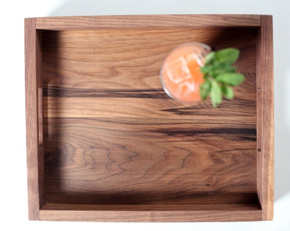 Niagara Tray in North American Black Walnut
