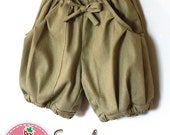 NEW - Summer Breeze Bubble Shorts - (12 months upto age 6) PDF patterns