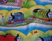 Thomas Tank Engine  Vintage Fabric