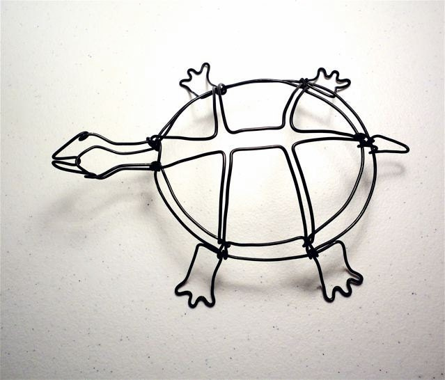 1000 Images About Wire Turtles On Pinterest Pets Wire Sculptures And Tortoise