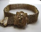 Original Victorian Slide or Garter Bracelet