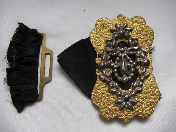 Victorian Belt Buckle - Original