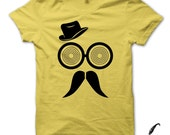 Moustache Disguise -Unisex -  American Apparel - Free Shipping U.S.A.