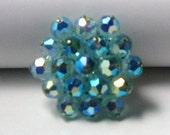 50% OFF Vintage Blue Brooch