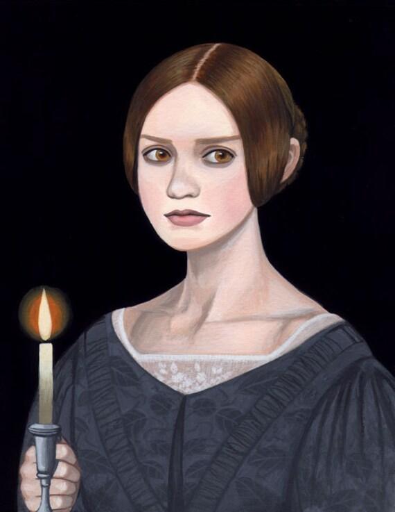 Jane Eyre giclee print