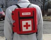Left 4 Dead Inspired Medkit Backpack