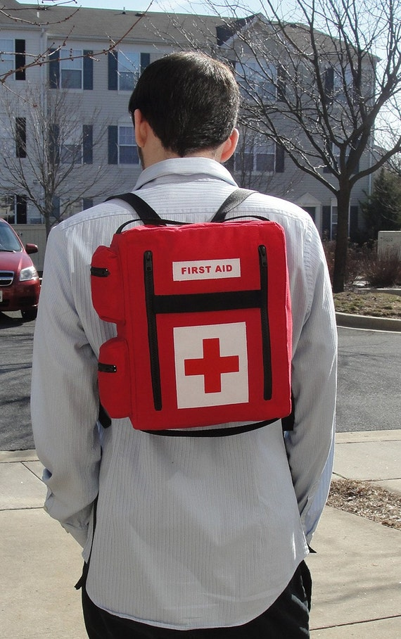 Left 4 Dead Inspired Medkit Backpack