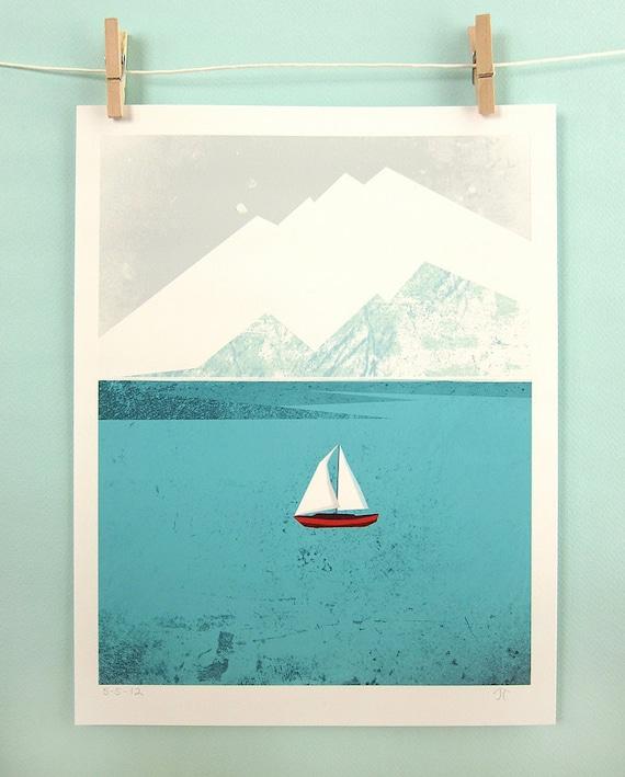 Dawn Treader Print