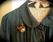 Cute bear brooch