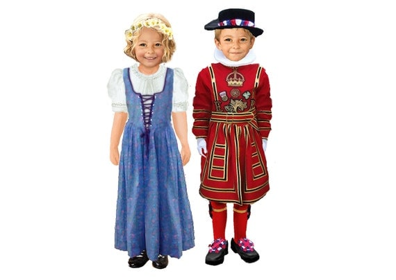 il 570xN 240187156 jpgEngland Traditional Costume