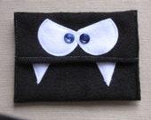 Kooky Vampire Hankie Holder - tissue holder
