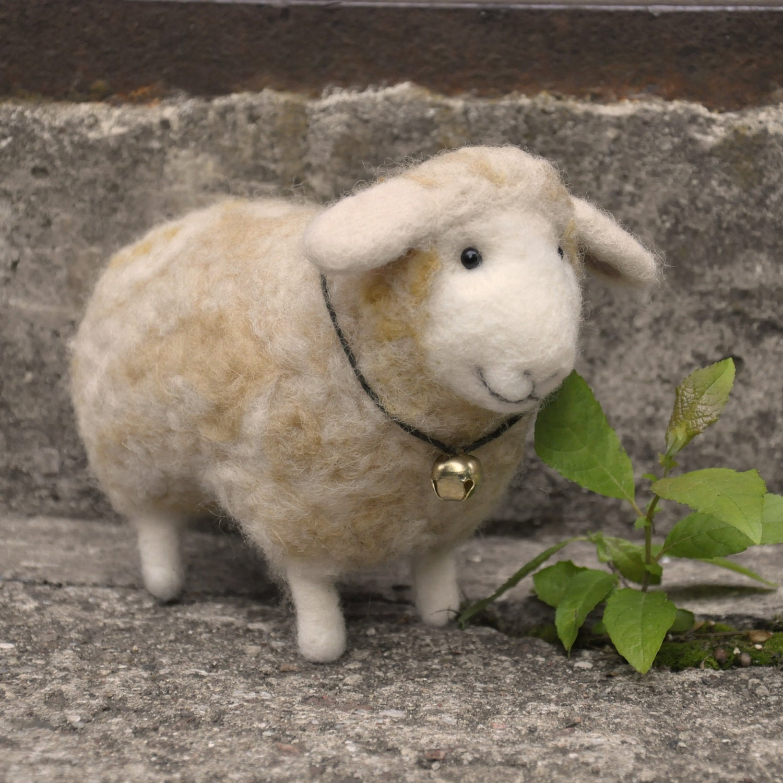 Felt sheep 89