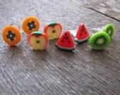 Fruit Salad - earring set 1