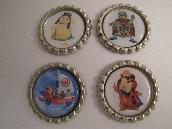 SALE - Wonder Pets magnet set