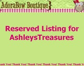 Reserved Listing for AshleysTreasures - Pink Lemonade, Pink\/Black, Zebra\/Pink and Pink\/Lime Green Boutique Hair Bows