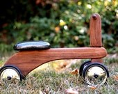 Standard Trike in Walnut
