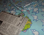 SALE original peter max  peace dove sheet set  for double or full bed still new  been saved all these years amazing never used