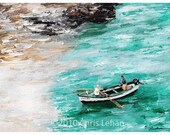 Nerja-Original Fine Art -- RESERVED FOR MARK