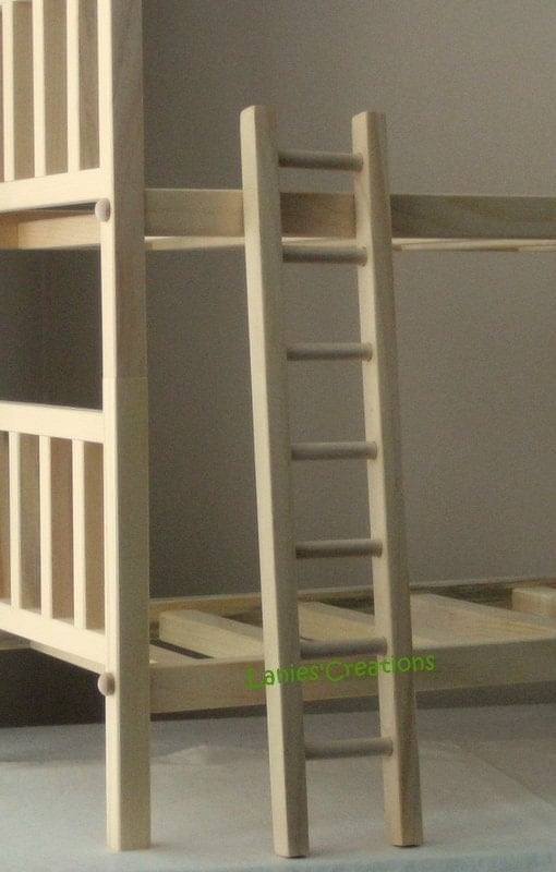 Sale Doll Bunk Bed Ladder Ladder Only For American Girl 18
