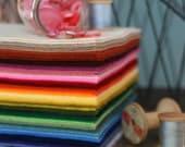 Three Yards of Benzie's Wool Blend Felt // Felt Yardage, Felt by the Yard, Merino Wool, Wool Felt Fabric, Wool Felt by the Yard, Wool Blend