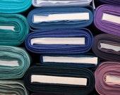 Wool Felt Yardage // Free Shipping // Benzie// Benzie Felt by the Yard. Merino Wool, Wool Blend Felt, Wool Felt Fabric, DIY Felt Supply