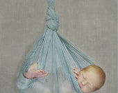Two Dyed Cheesecloth Photography Props, Long Enough for Hanging, Choose Two Colors, Fine Grade