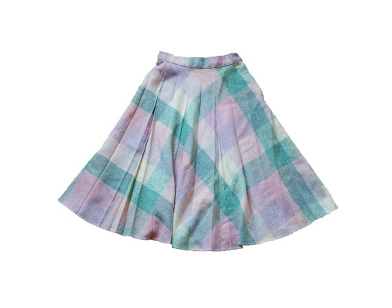 SALE Pastel Party Skirt