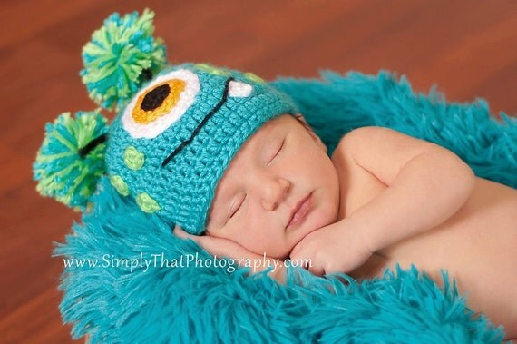 NEW Mommys Little Monster 3 to 6 months - Made To Order - Baby Shower Gift