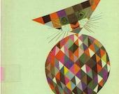 RESERVED FOR JO Vintage 1965 Brian Wildsmith's 1,2,3's Children's Book