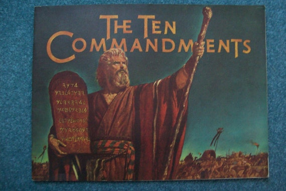 Catholicism and the Ten Commandments