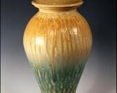 Ash Glaze Vase