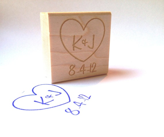 Reserved // Custom Stamp. 3x3 Stamp. DIY Decor. Custom Design.