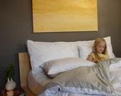 Box Headboard Pillow - Queen