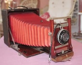 CONLEY  FOLDING PLATE  ANTIQUE CAMERA