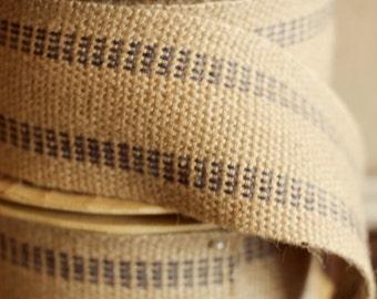 10 yard roll of Flax Ribbon