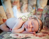 Baby  Hatchling Angel Wings for professional photography prop ... newborn boy or girl perfect baby shower gift