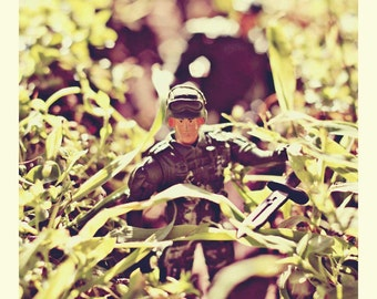 Toy Soldiers - Photograph
