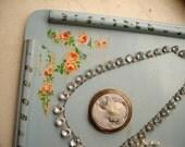 Vintage Keepsake Tray