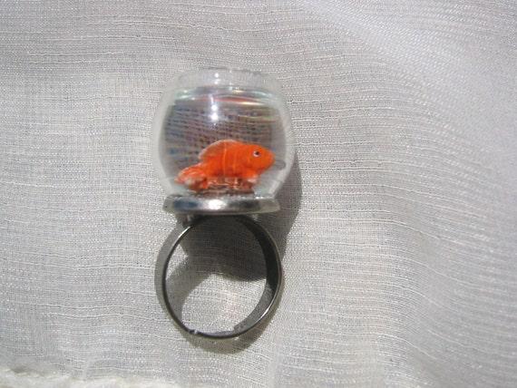 fish bowl ring
