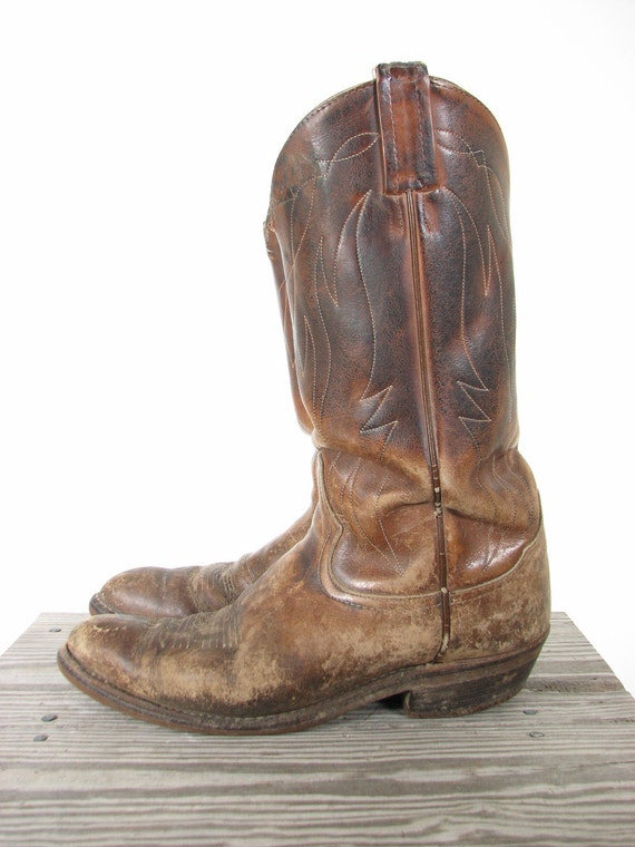 Rugged Cowboy Boots Home Decor