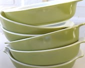 Pyrex Tableware by Corning, 6 Dishes from Tessiemay